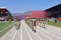 SAHİL GÜVENLİK - 2 Bin 381 Uzman Erbaşın Asayiş Kursunu Tamamladı