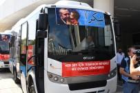 ESENYURT BELEDİYESİ - 42 Suriyeli Daha Esenyurt'tan Ülkelerine Döndü