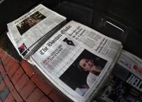 BOSTON - ABD'de Boston Globe Gazetesine Bombalı Saldırı Tehdidi