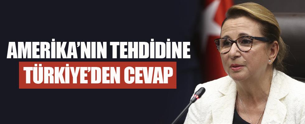ABD'nin tehdidine Türkiye'den cevap: Karşılık veririz