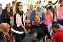 ALI YERLIKAYA - Adıyaman Şehitlerinden Aydın Özer, Nizip'te Son Yolculuğuna Uğurlandı