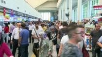 OTOBÜS FİRMASI - AŞTİ'de Kurban Bayramı Yoğunluğu