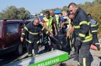 MEHMET DEMIR - Aydın'daki Trafik Kazasında 2 Kişi Hayatını Kaybetti