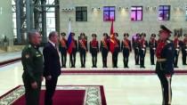 RUSYA - Bakan Akar İle Fidan'dan Önemli Ziyaret