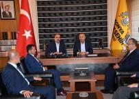 BÜYÜKELÇİLER KONFERANSI - Bakan Çavuşoğlu Açıklaması 'Konya Türkiye'nin Gözbebeğidir'