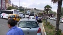 EDREMİT KÖRFEZİ - Bandırma Feribot İskelesi'nde Bayram Yoğunluğu