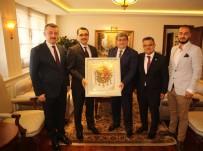BAKAN YARDIMCISI - Başkan Can'ın Ankara Temasları
