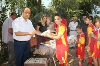 TEKVANDO - Başkan Demirtaş Sporculara Mangal Partisi Düzenledi