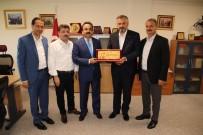 YEREL YÖNETİMLER - Başkan Kılıç'ın Ankara Temasları