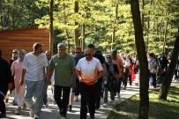 DOĞAL YAŞAM PARKI - Başkanlar, Kartepe'de Yürüdüler