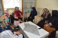 KıZıK - Bayan Çolakbayrakdar Yeni Kocasinanlıları Ziyarete Devam Ediyor
