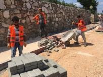 PELITÖZÜ - Bilecik Belediyesi Bayram Öncesi Hazırlıklarına Devam Ediyor