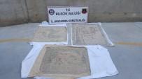 BILECIK MERKEZ - Bilecik'te İnsan Figürlü 3 Adet Tarihi Eser Niteliğinde Mozaik Ele Geçirildi