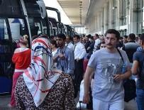 TRAKYA - Biletler günler öncesinde tükendi