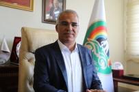 TOPLU KONUT - Bingöl'de Kentsel Dönüşüm İmzaları Atıldı