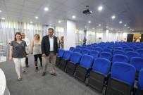 BUCA BELEDİYESİ - Bucalılar 120 Kişilik Konferans Salonuna Kavuştu