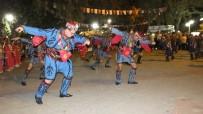 ÖNDER COŞĞUN - Burhaniye'de Festival Coşkusu Başladı