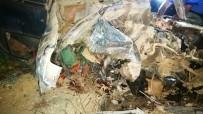 Bursa'nın Ölüm Yolu... Aynı Yolda 3 Saat Ara İle 2 Kaza, 2 Ölü 5 Yaralı