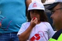 TRAFİK KURALI - Çocuklar 'Kırmızı Düdük' İle Ebeveynlerini Trafikte Uyaracak