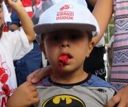 Çocuklar 'Kırmızı Düdükle' Hayat Kurtaracak