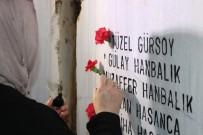 MUSTAFA ALTıNTAŞ - Depremde Hayatını Kaybedenler Anıldı