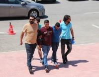 GÜMBET - Diyarbakır'dan Bodrum'a Getirdikleri Uyuşturucuyu Araziye Sakladılar
