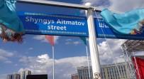 CENGİZ AYTMATOV - Dünyaca Ünlü Yazar Aytmatov'un Adı Kazakistan'da Bir Caddeye Verildi
