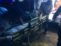 ÇAYAĞZı - Düzce'de Trafik Kazası 8 Kişi Yaralandı
