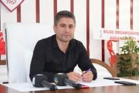 İSTİFA - Elazığspor Basın Sözcüsü İstifa Etti