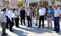 TAKSİ DURAKLARI - Erciş'in Ulaşım Sorunları Masaya Yatırıldı