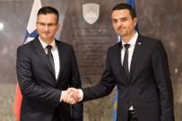 PARLAMENTO - Eski Komedyen Sarec Slovenya Başbakanı Seçildi