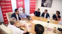 MEDICAL PARK - Gaziantep Basketbol'da Gündem Altyapı