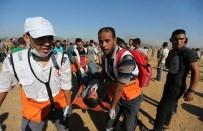 TOPRAK GÜNÜ - Gazze'de 2 Filistinli Şehit Oldu, 270 Kişi Yaralandı