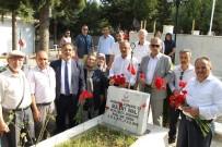 GEBZE BELEDİYESİ - Gebze'de Deprem Şehitleri Unutulmadı