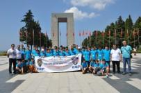 YEREBATAN SARNıCı - 'Gelecek Benim' Projesi İle Çanakkale'yi Gezdiler