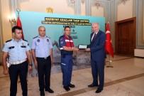 HAFRİYAT KAMYONU - Hafriyat Kamyonlarını Takip Eden Tabletler Kolluk Kuvvetlerine Dağıtıldı