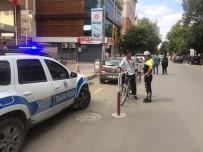 BİSİKLET - Iğdır'da Bisiklet Sürücüleri Denetlendi