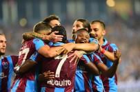 BURAK YıLMAZ - İlk Yarı Trabzonspor'un Üstünlüğüyle Bitti