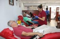 17 AĞUSTOS 1999 - İMO'dan Kızılay'a Kan Bağışı