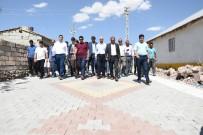 GÜNEYCE - İpekyolu Belediyesinden Hummalı Çalışma