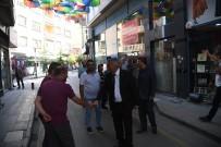 Isparta'daki Şemsiyeli Sokak, Belediye - Esnaf İşbirliğinde Güzelleştirilecek