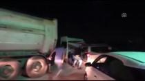 HAFRİYAT KAMYONU - İstanbul'da Kaçakçılığa Yönelik Operasyon