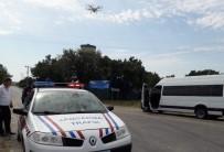 İL JANDARMA KOMUTANLIĞI - Jandarmadan 'Drone' İle Uygulama