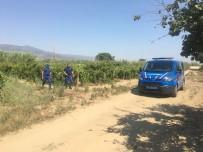 KAMERA - Jandarmadan Hayvan Hırsızlığı Uyarısı