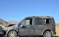 112 ACİL SERVİS - Kazada Aynı Aileden 6'Sı Çocuk 8 Kişi Yaralandı