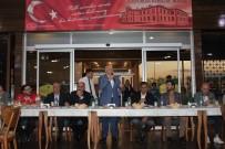 TÜRK SILAHLı KUVVETLERI - Kent Konseyi Engelli Meclisi Başkan Sekmen'le Bir Araya Geldi