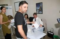 SOSYAL DEMOKRAT PARTİ - Kulu'da İsveç Seçimleri İçin Oy Kullanma İşlemi Başladı