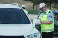 TRAFİK KURALI - Kurban Bayramı Öncesi Trafik Tedbirleri Artırıldı