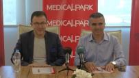 MEDICAL PARK HASTANESI - Medical Park Hastanesi, Gaziantep Basketbol'a Sponsor Oldu