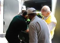 ADLİ TIP KURUMU - Merdivenden Düşen Küçük Çocuk Hayatını Kaybetti
